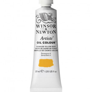 COLORE A OLIO ARTISTS 37ml S4 N.111 CADMIUM YELLOW DEEP