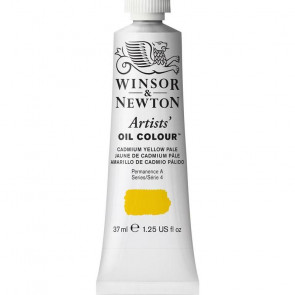 COLORE A OLIO ARTISTS 37ml S4 N.118 CADMIUM YELLOW PALE