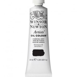 COLORE A OLIO ARTISTS 37ml S1 N.142 CHARCOAL GREY