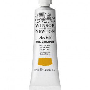 COLORE A OLIO ARTIST T/37m S1 N.285 GOLD OCHRE