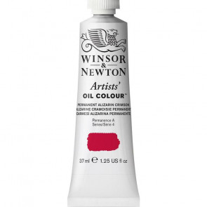 COLORE A OLIO ARTISTS 37ml S4 N.468 PER. ALIZARIN CRIMS. HUE
