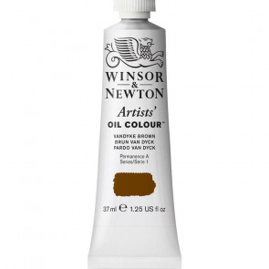 COLORE A OLIO ARTISTS 37ml S1 N.676 VAN DYKE BROWN