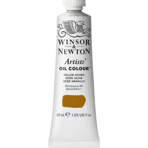 COLORE A OLIO ARTISTS 37ml S1 N.744 YELLOW OCHRE
