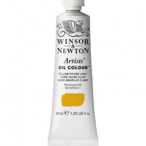 COLORE A OLIO ARTISTS 37ml S1 N.745 YELLOW OCHRE LIGHT