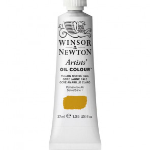 COLORE A OLIO ARTISTS 37ml S1 N.746 YELLOW OCHRE PALE