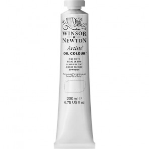 COLORE A OLIO ARTISTS 200ml S1 N.748 ZINC WHITE