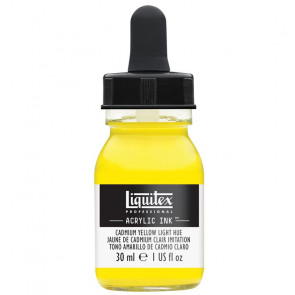 LIQUITEX ACRYLIC INK 30 ml    159 CADMIUM YELLOW LIGHT HUE