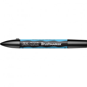 BRUSHMARKER WINSOR & NEWTON   B137 SKY BLUE