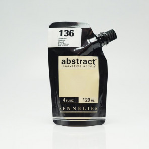 ACRILICO SENNELIER ABSTRACT 120 ml 136 TITAN BUFF