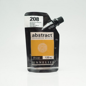 ACRILICO SENNELIER ABSTRACT 120 ml 208 RAW SIENNA