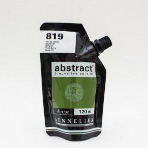 ACRILICO SENNELIER ABSTRACT 120 ml 819 SAP GREEN