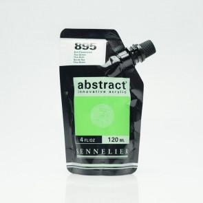 ACRILICO SENNELIER ABSTRACT 120ml 895 FLUO GREEN