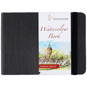 HAHNEMÜHLE WATERCOLOUR BOOK A6 30 FOGLI 200 g/m² AD ALBUM