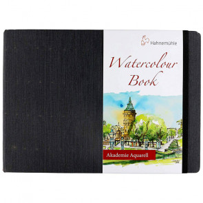 HAHNEMÜHLE WATERCOLOUR BOOK A4 30 FOGLI 200 g/m² AD ALBUM
