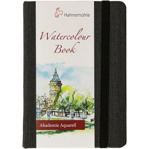 HAHNEMÜHLE WATERCOLOUR BOOK A5 30 FOGLI 200 g/m² A LIBRO