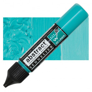 ACRILICO SENNELIER ABSTRACT 3D LINER 341 TURQUOISE