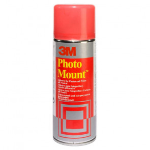 COLLA SPRAY PHOTO MOUNT 400 mlCOLLA PER FOTO E STAMPE