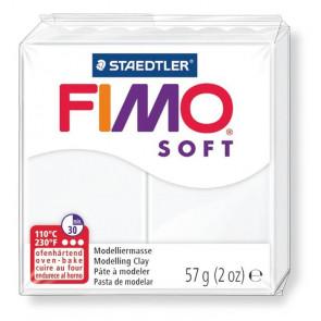 FIMO® SOFT 57g N. 0           BIANCO