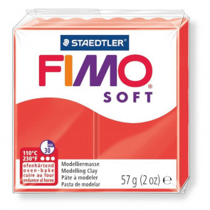 FIMO® SOFT 57g N. 24 ROSSO INDIANO