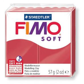FIMO® SOFT 57g N. 26          ROSSO CILIEGIA