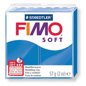 FIMO® SOFT 57g N. 37          BLU PACIFICO