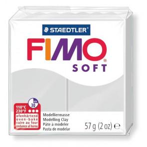 FIMO® SOFT 57g N. 80          GRIGIO DELFINO