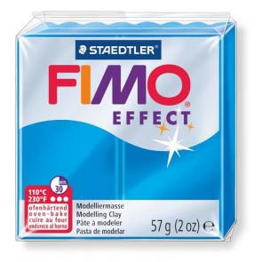 FIMO® SOFT EFFECT 57g N. 374  BLU TRASLUCIDO