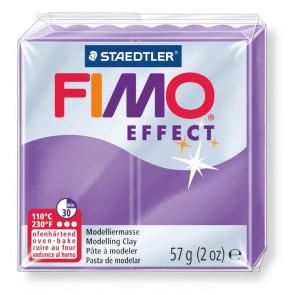 FIMO® SOFT EFFECT 57g N. 604  LILLA TRASLUCIDO