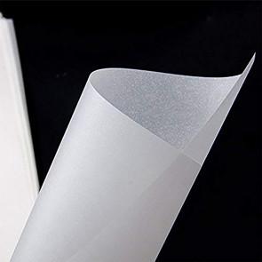 CARTA DA SCHIZZI 60/65 g/m²   FOGLIO FORMATO 50X70 cm