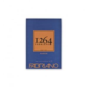 BLOCCO MARKER ANTISBAVATURA FABRIANO 1264 A4 100 FF 70 g/m²