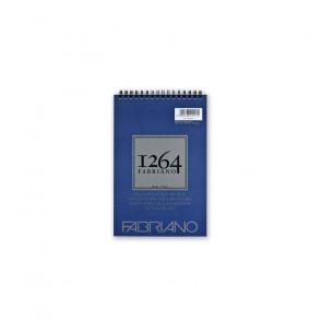 BLOCCO DISEGNO FABRIANO 1264 A5 SPIR. LC 20 FF NERI 200 g/m²