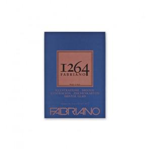 BLOCCO PER ILLUSTRAZIONI FABRIANO 1264 A4 50 FF 200 g/m²