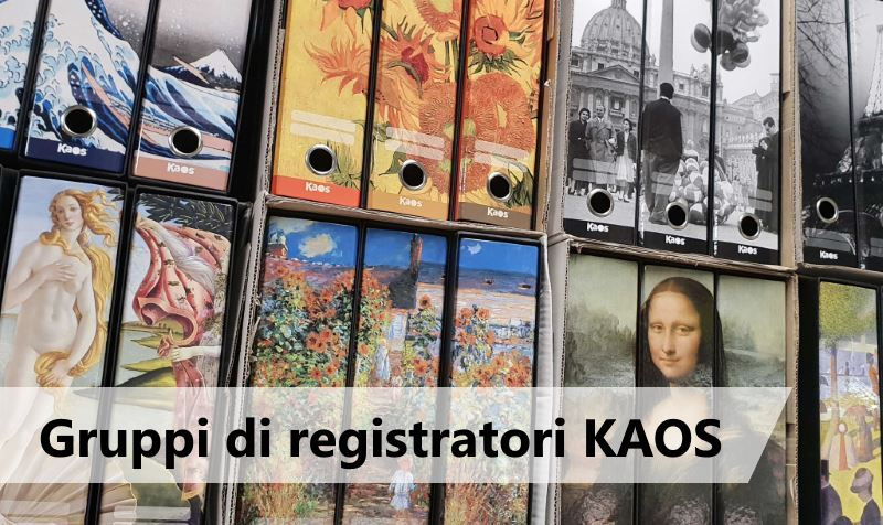 Gruppi di registratori KAOS